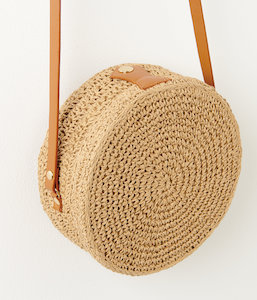 9ac1bf7d8c0c Sac besace rond femme ...