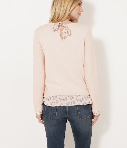 Pull ample Femme